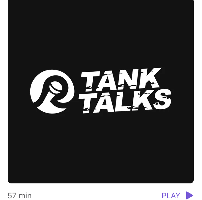 Tank Talk: Nate & Chris (GPs @ UNION Labs) Deep-Tech Investing at the Early-Stage